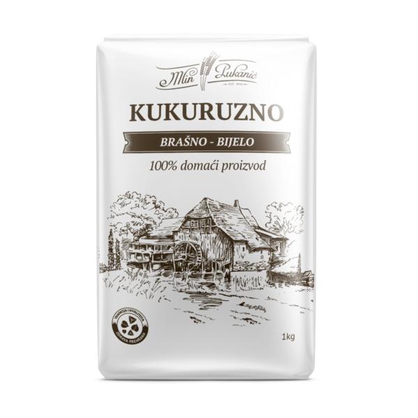 Kukuruzno bijelo 1kg